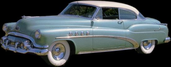 Buick Roadmaster 1952